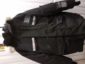 Canada goose article program winter jacket