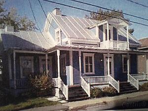 Maison centenaire à louer