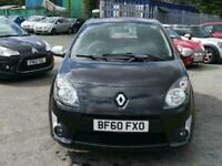 2010 (60) Renault Twingo 1.2 16V I-Music 3dr Hatchback £1695