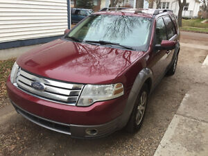 2008 Ford FreeStyle/Taurus X LX SUV, Crossover