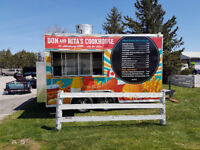 Food trailer for rent for your events!!