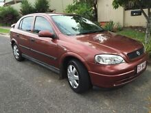2002 Astra Hatchback 5Doors Low Km's REGO&RWC AND FULL SERVICE Woolloongabba Brisbane South West Preview