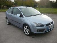 Ford Focus 1.6 115 2005MY Zetec Climate