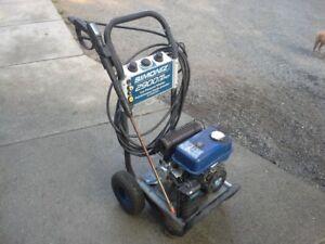 Simoniz Gas pressure washer 2900 psi 150