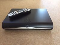 Sky + HD box with built in WiFi