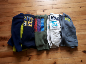 Boys 4T sweaters and jackets