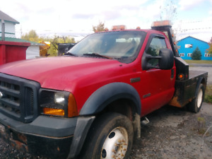 2006 Ford F-450 Camionnette