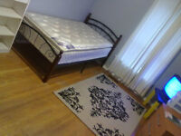 $450 Clean, 3rd floor, quiet room, nearby BCC, Smaller one $430
