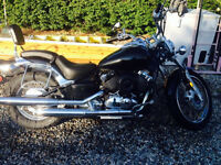 650 Yamaha V Star for sale