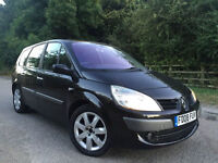 Renault grand scenic 7 seater auto diesel 1 owner