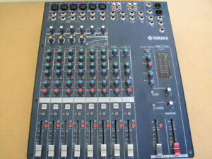 Yamaha MG124C - 12 Channel Mixer - In Excellent Condition