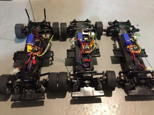 Tamiya TL-01 4WD on road cars