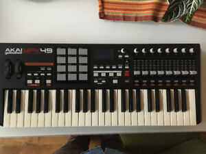 Akai MPK 49 [perfect condition]