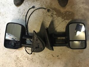 Gmc or chevy towing mirrors