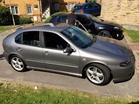 --REDUCED TO CLEAR-- Seat Leon Cupra 1.8T 117k