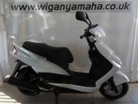 Yamaha NXC125 CYGNUS X 125cc Automatic 4 stroke scooter