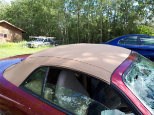 selling 1997 Jaguar Xk8   convertible  for parts