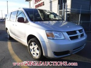 2009 DODGE GRAND CARAVAN SXT WAGON 3.3L SXT
