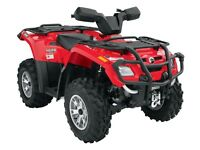 2007 Can Am Outlander 400 XT