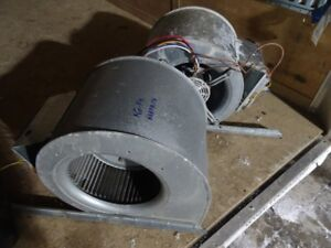 Furnace Motor and Fan (Blower) Assembly - Variouos Models