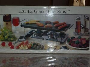 Le Grill /   Hot Stone