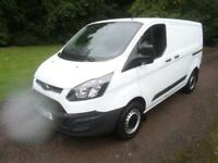 Ford Transit Custom 2.2 TDCi ECO TECH SWB 290 L1H1 16 REG 29K