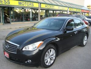 2011 Infiniti M56, AWD, All Possible Options, No Accident