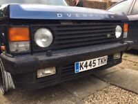 Land Rover Range Rover classic LSE