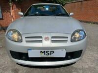 2002 MG TF 115 Convertible Petrol Manual