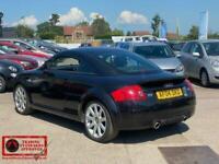 2004 Audi TT 3.2 V6 QUATTRO 3d 247 BHP Coupe Petrol Automatic