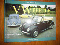 VW Beetle - A Collector's Guide by Jonathan Wood Karmann Ghia