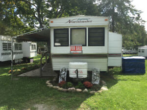 Well cared for trailer for sale
