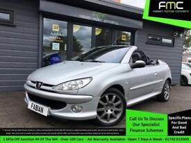 2004 Peugeot 206cc 1.6 Coupe Cabriolet Allure **Low Mileage - Great Example**