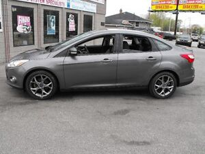 2013 FOCUS SE  LOADED TOUCH SCREEN STEREO  ALLOYS  REMOTE START