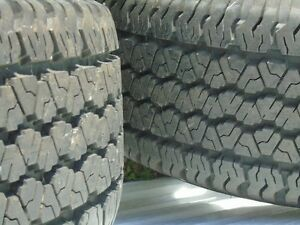 GOODYEAR WRANGLER TRUCK TIRES Prince George British Columbia image 3
