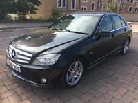 Mercedes-Benz C250 2.1CDI Blue F 2010MY CDI Sport FINANCE AVAILABLE