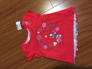 Brand new with tag detailed tshirt