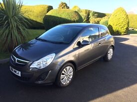 VAUXHALL CORSA 1.3 DIESEL, 2011, £20 A YEAR TAX *FINANCE THIS TODAY FROM AS LITTLE AS £26 PER WEEK*