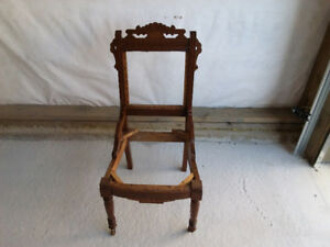EASTLAKE   ANTIQUE   CHAIRS.