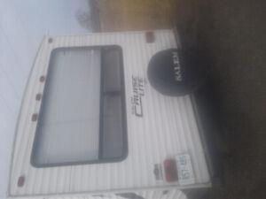 cruise  light travel trailer  2013