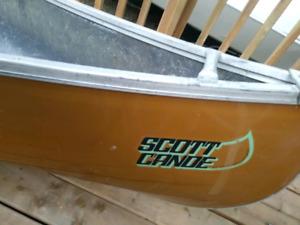 15.4 ft Scot canoe