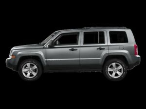 2016 Jeep Patriot High Altitude  - AWD - Leather Seats