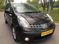 Nissan Note 1.6 16v SVE 5dr AUTOMATIC,HPI CLEAR,2 Owners