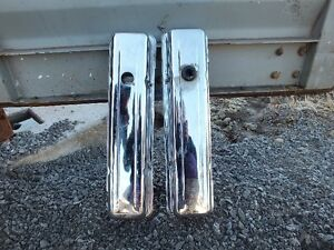 Small Block Chev Chrome V/C