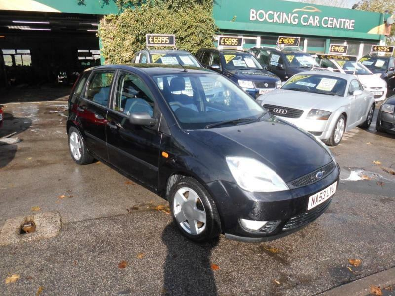 Ford Fiesta 1.4 ( a/c ) 2004.Zetec 5DR 74000MLS EXCELLENT IDEAL 1STV CAR