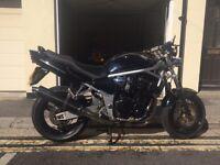 Suzuki Bandit 1200cc 03