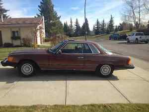 1977 Mercedes-Benz 400-Series 450 SLC Coupe (2 door)