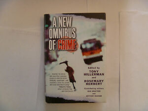 A New Omnibus Of Crime - Hardcover with dust jacket