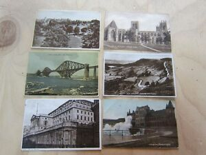 VINTAGE POST CARDS WW2 ENGLAND