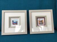 Framed Canadian prints